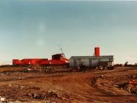 Construction Phase Diamond Mine, Lupin NWT