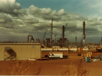 Construction Phase, Scotford Refinery, AB
