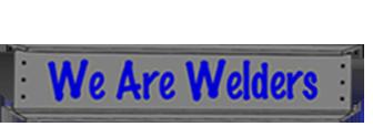 We Are Welders
